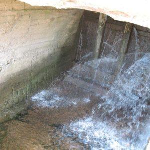 Водопад (июль 2010 года)