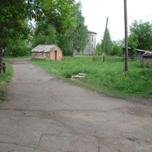 Дорожка к школьному лесу