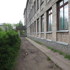 Фасад (май 2010 года)