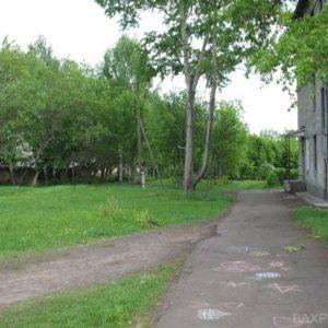 Запасной выход (восточный)