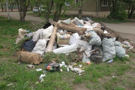Неприкосновенный запас мусора в оригинальной упаковке