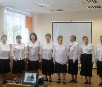 Выступление артистов РЦКД