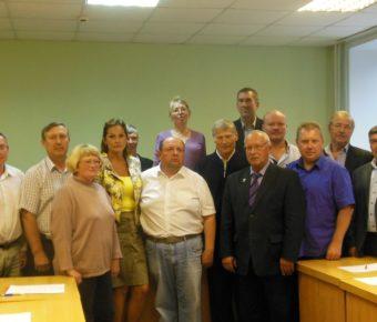 Список кандидатов в Слободскую районную думу