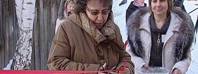 Детской библиотеке в Вахрушах присвоено имя Елены Наумовой